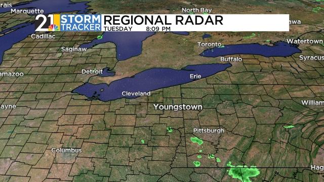 Ohio/PA Radar
